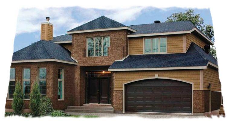 Фасадные панели Cedral (Кедрал) для наружной отделки дома ...