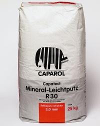 Фасадная штукатурка Капарол на основе минералов