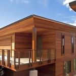Экологический деревянный сайдинг