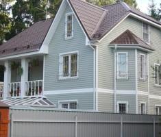 Утепление фасада дома минеральной ватой