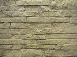 Цокольный сайдинг Nailite серии тесанный камень цвет дымчатий