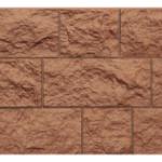 Фасадная панель Docke-R цвет терракотовый