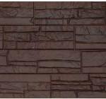 Фасадная панель Docke-R Stein темный орех