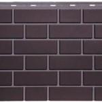 Фасадная панель Fineber облицовочный кирпич жженый