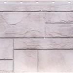 Фасадная панель Fineber камень белый