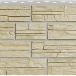 Фасадная панель Fineber сланец песочный