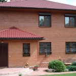 Правильное утепление кирпичного дома
