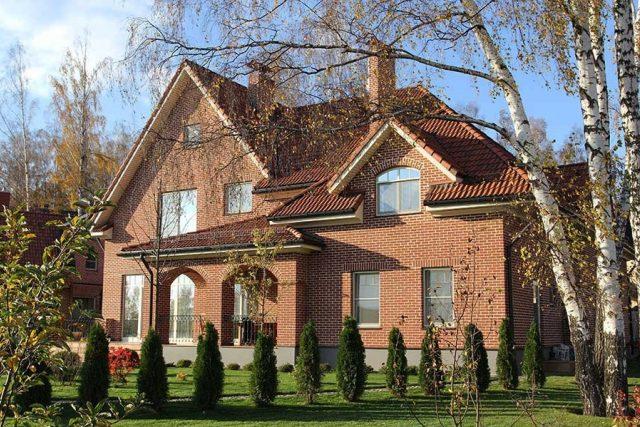 Преимущество отделки фасада фасадными термопанелями с клинкерной плиткой