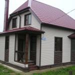 Утепляем дом с помощью сайдинга