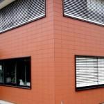 Фасадные панели из оцинкованного металла