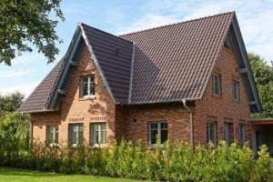 Эстетичность при отделки фасада дома термопанелями