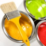 Технология выбора фасадной краски и окрашивание