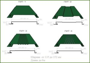 Линеарные панели для отделки дома системой вентилируемый фасад
