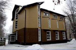 Установка обрешетки под сайдинг при утеплении фасада