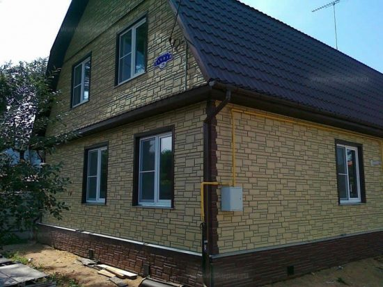 Облицовка фасадов смотрим чем облицевать фасад дома