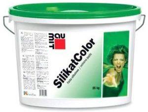 Силикатная краска Silikatcolor