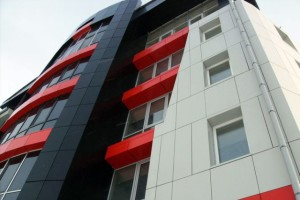Технология отделки дома технологией вентилируемый фасад с применение металлокассет