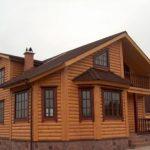 Инструкция монтажа деревянного блок хауса