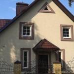 Утепление минеральной ватой – вентилируемый и мокрый фасад