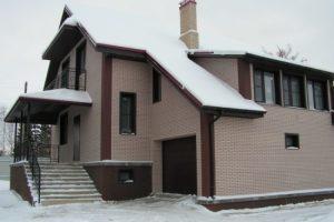 Технология правильной обшивке элементов фасада дома