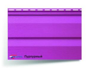 """Акриловый сайдинг Альта профиль """"Kanada Плюс"""" цвет пурпурный"""