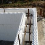 Строительство домов из пенопополистирольной несъемной опалубки