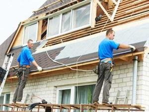 Сколько стоит перекрыть крышу в частном доме