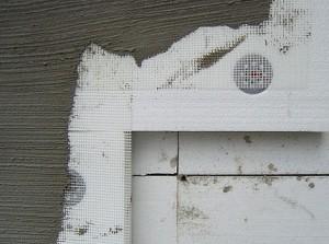 Утепление стен под фасадную штукатурку