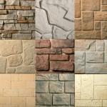 Виды фасадного декоративного камня для отделки фасада.
