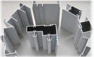 Алюминиевые профили для навесных вентилируемых фасадов