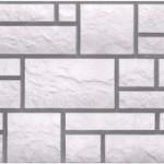 Фасадная панель Docke-R Burg платиновый