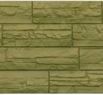 Фасадная панель Docke-R Stein зеленый