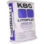 Плиточный клей Litoflex K 80