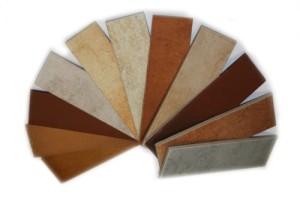 Цветовая палитра клинкерной плитки