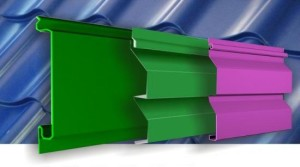 Разновидности фасадных панелей из оцинкованной стали