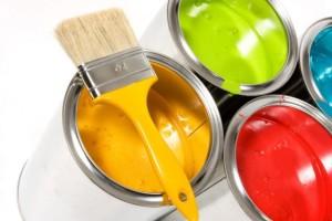 Виды фасадных красок по штукатурке