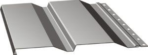 Металлический сайдинг корабельная доска от Металл Профиль