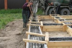 Технология правильной заливки бетона