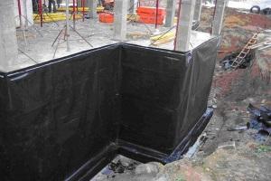 технология устройства гидроизоляции фундамента