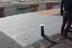 Стоимость ремонта крыши гаража